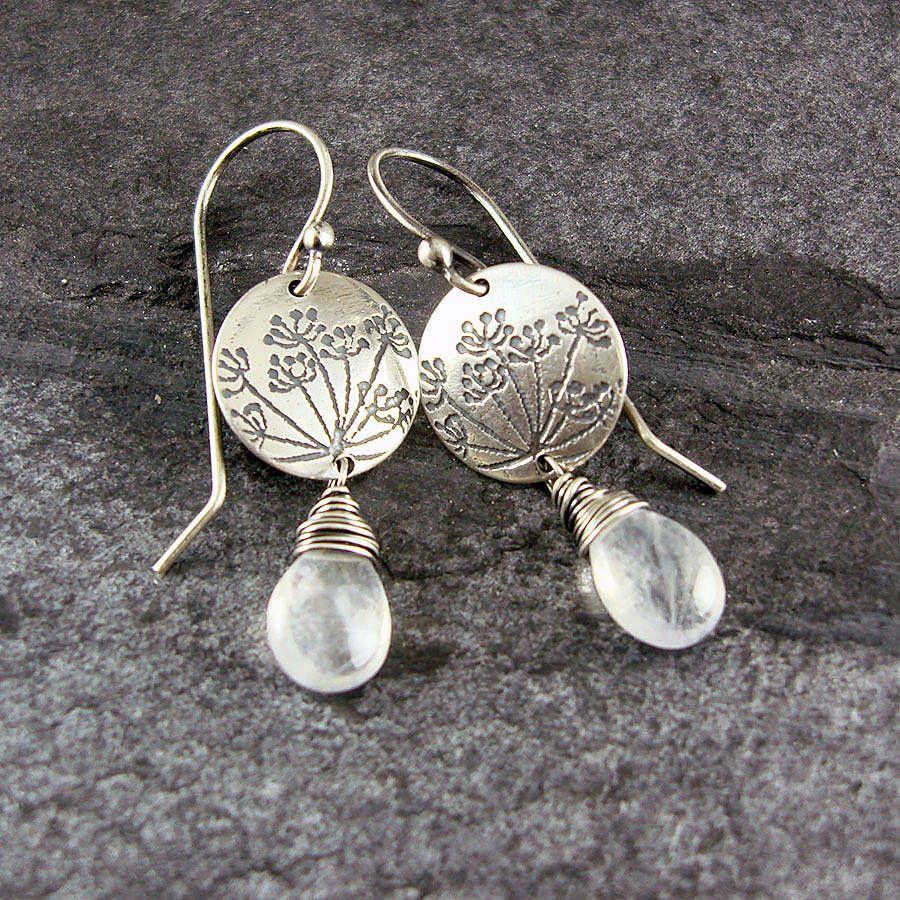 Handmade Drop Earrings Google Search