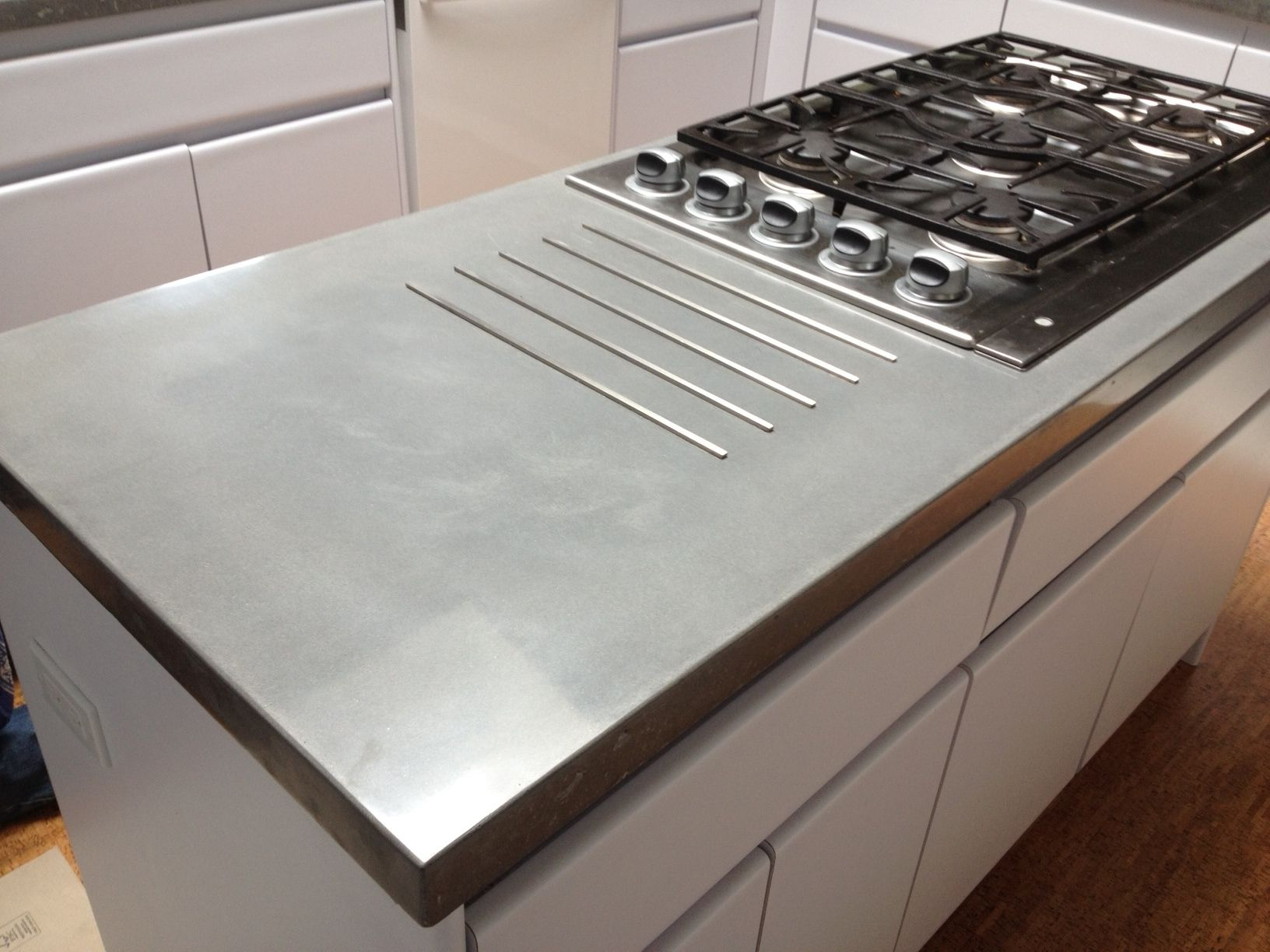 Advantage Of Going Green With Custom Concrete Countertops, Chicago