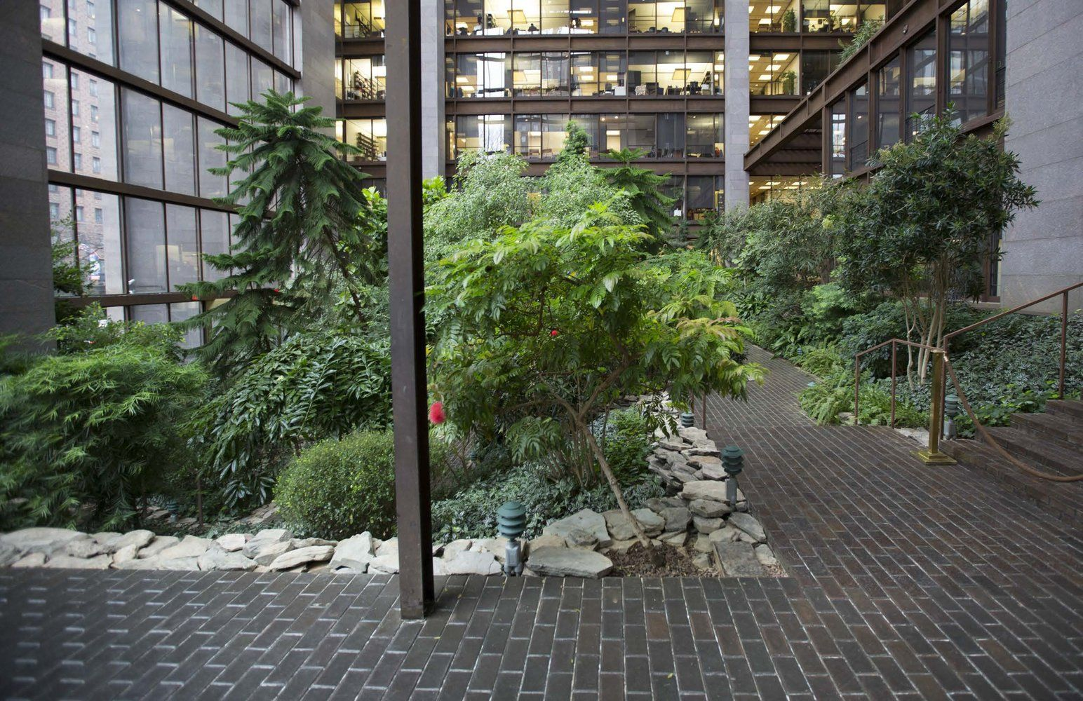 Gallery Of Ford Foundation Renovations By Gensler Approved By New
