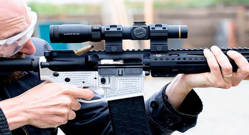 Pin on AR15 Ghost Gun Build