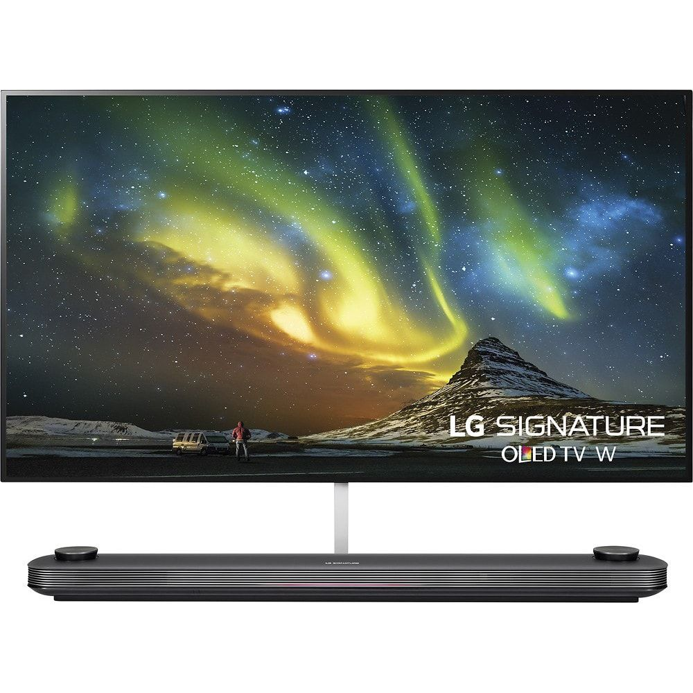 "LG 65"" Class Wallpaper OLED 2160p Smart 4K UHD"