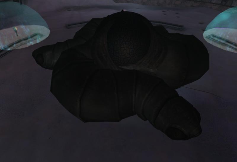 Dormant Amorbis (Metroid Prime 2: Echoes)