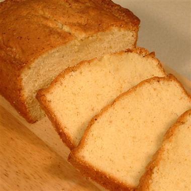 Vanilla Pound Cake is simply sweet. #recipe