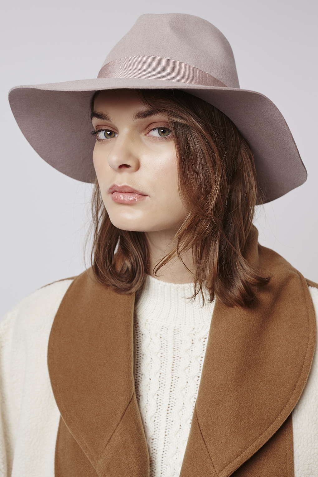 6df7b2a41c7 The classic black fedora get s an update in dusky pink