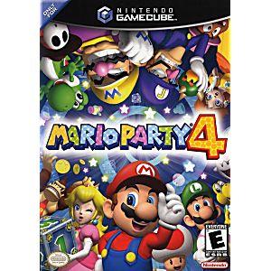 Mario Party 4 Gamecube Game Gamecube Games Gamecube Classic Nintendo Games