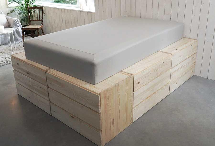 Smarta och snygga compact living-hacks – med Ikeas förvaringssystem Ivar #compactliving