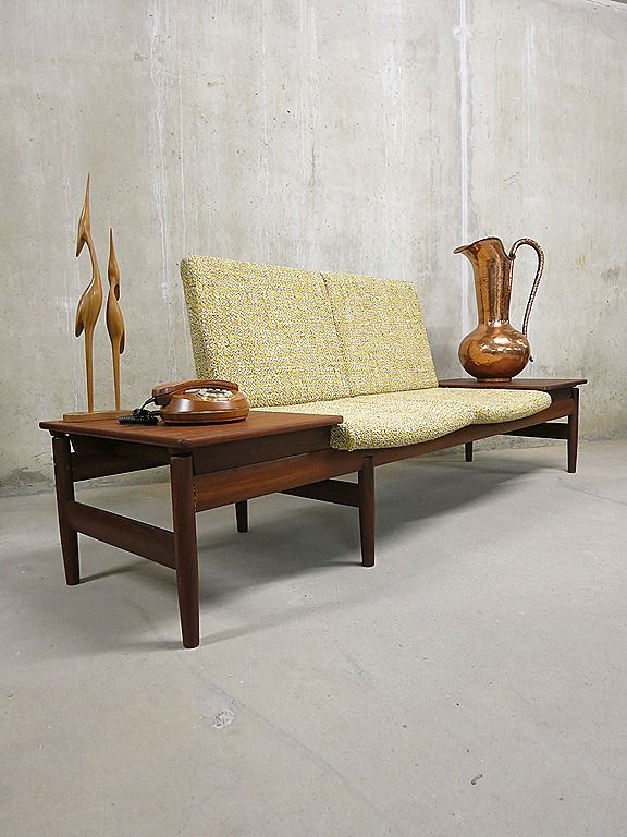 Anonymous Sofa For Karl Sorlie Son 1950s Mid Century