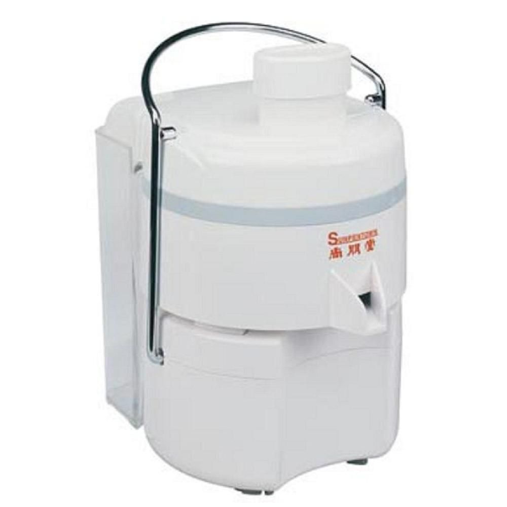 Multi-Functional Miller and Juice Extractor, White