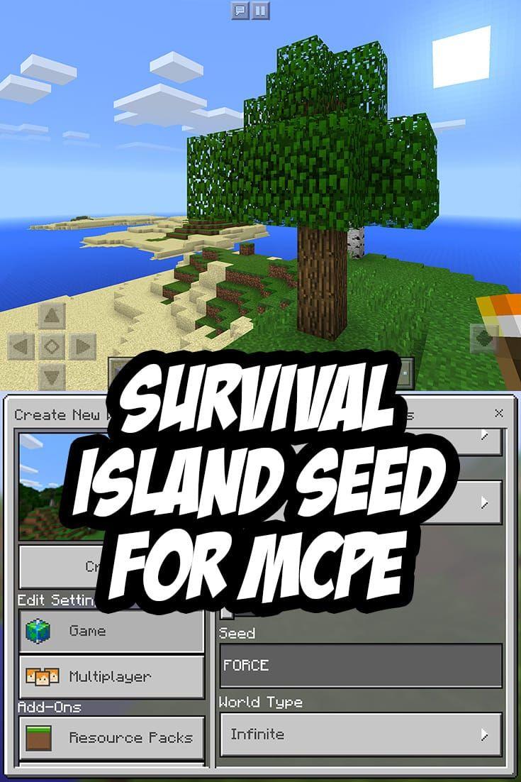 minecraft bedrock skyblock seed