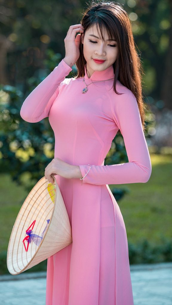 Áo dài - traditional Vietnam dress   **☆Perfect Pink☆   Pinterest ...
