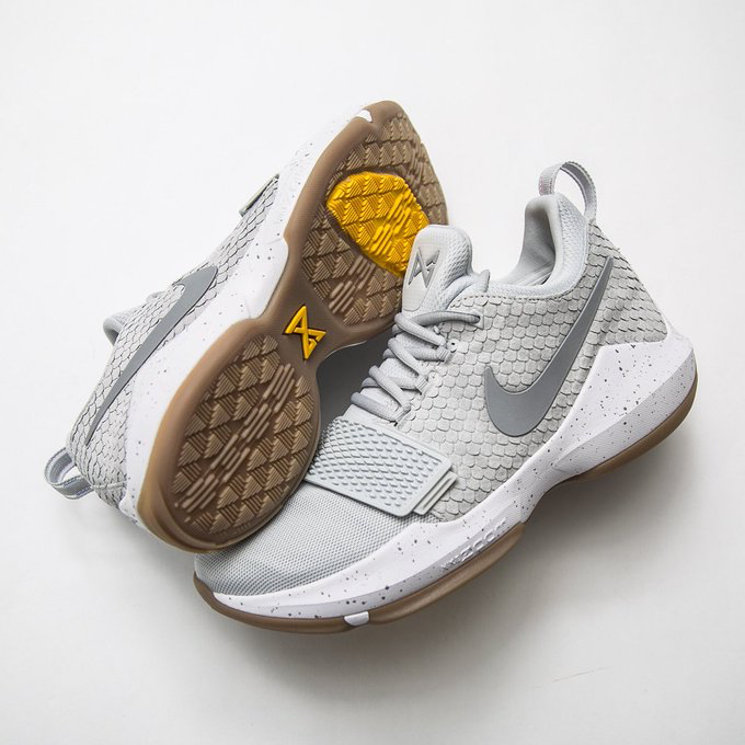 54d9664d28d5 The Nike PG 1 Pure Platinum Dropping this Friday