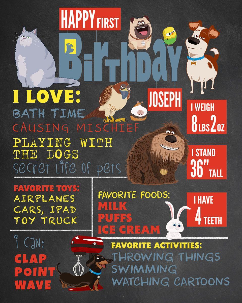 Secret Life Of Pets Eau De