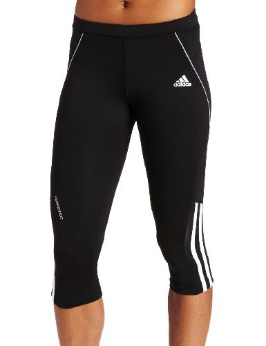 b17f3e6e6d0 adidas Women's Response Three-Quarter Tight Pant $45.00 | Womens ...