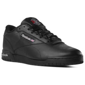 Movimiento conectar Exitoso  Reebok Exofit Lo Clean Logo INT Men's Shoes - Black | Reebok US | Mens  shoes black, Reebok, Shoes mens