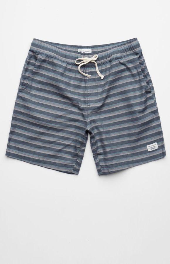 c2198dd74e Modern Amusement Gacrux Jacquard Striped Swim Trunks | Teen Guys ...