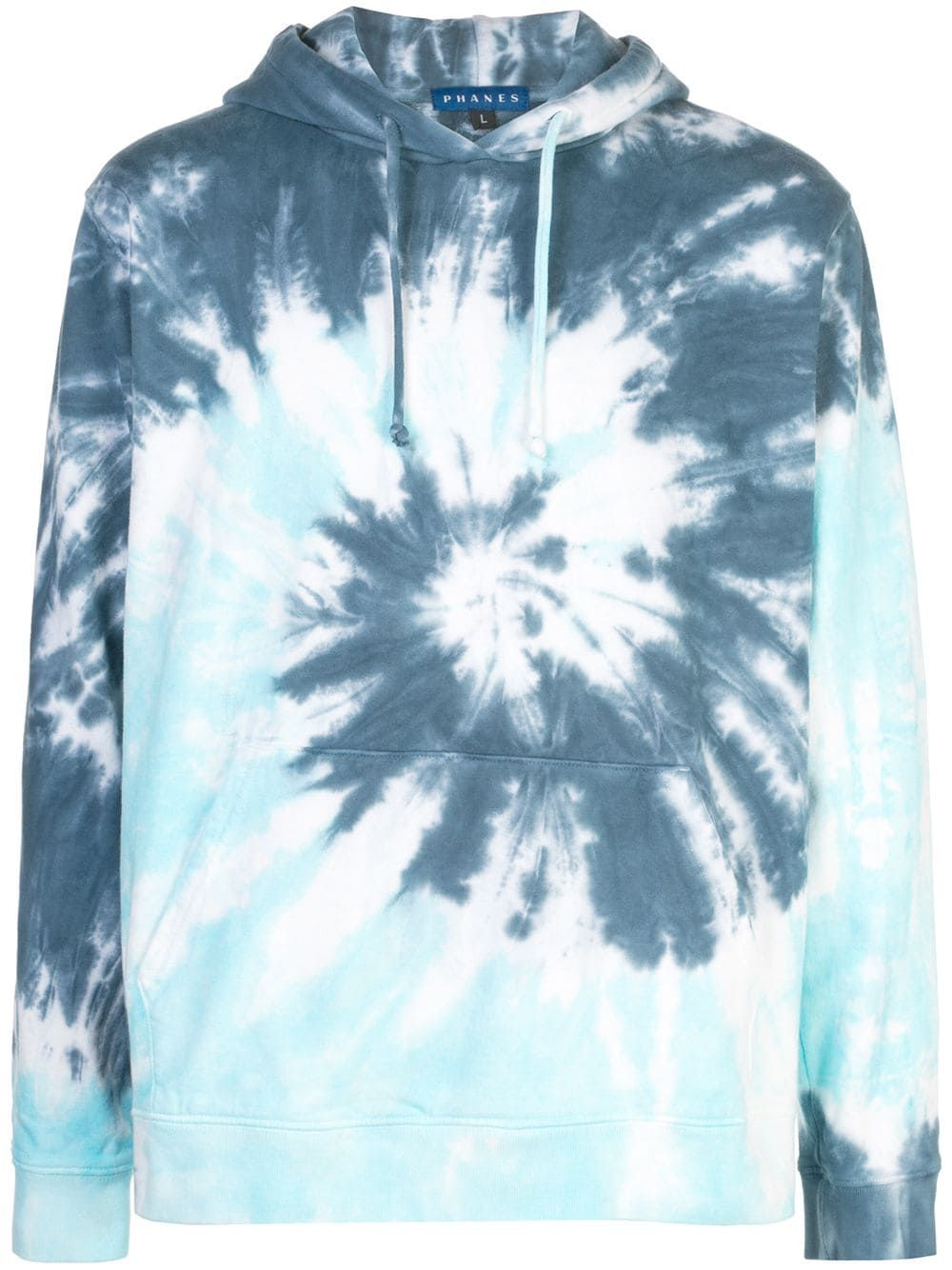 Phanes Tie Dye Hoodie Blue Tie Dye Hoodie Tie Dye Outfits Tie Dye [ 1334 x 1000 Pixel ]