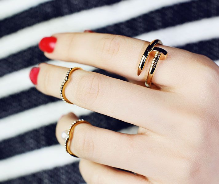 91dffe7f9f728 CARTIER - Juste un clou - ring | We'll never go out of Style in 2019 ...