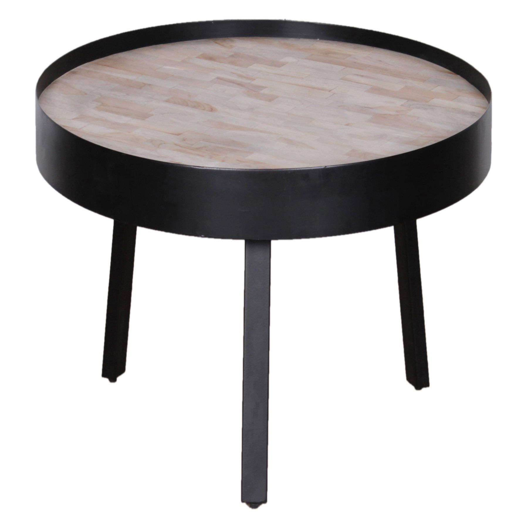 Cdi International Furniture Taula Round Coffee Table  Small