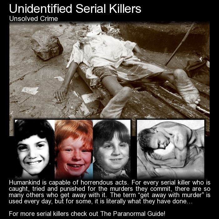 I need a thesis statement for my term paper on serial killers?