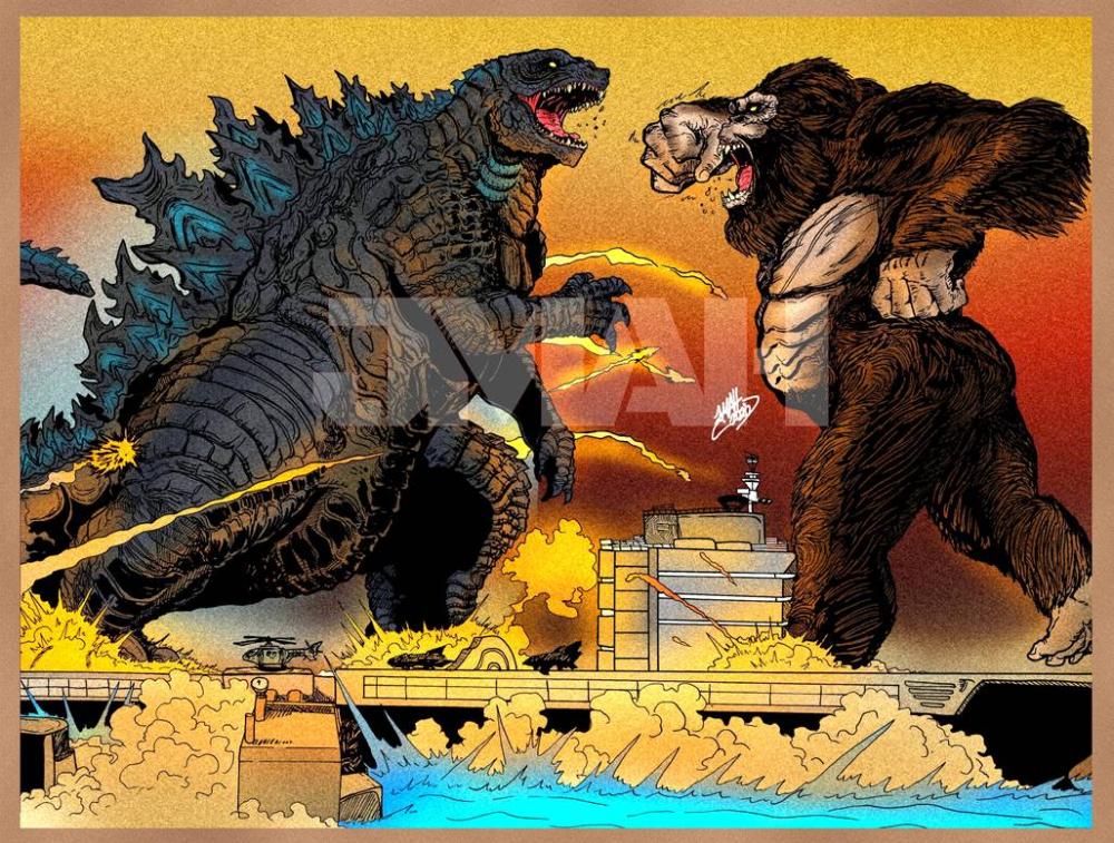 King Kong 2021