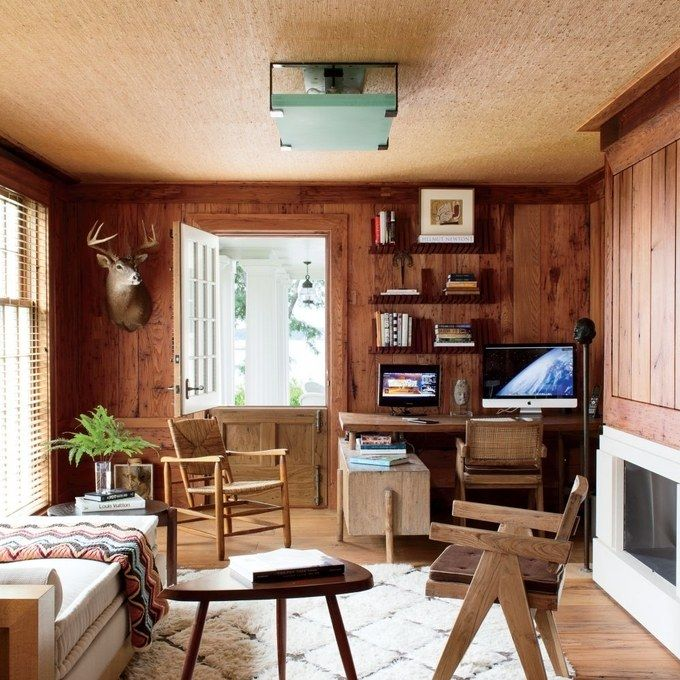 Yes You Can Mix And Match Wood Furniture Home Office Design