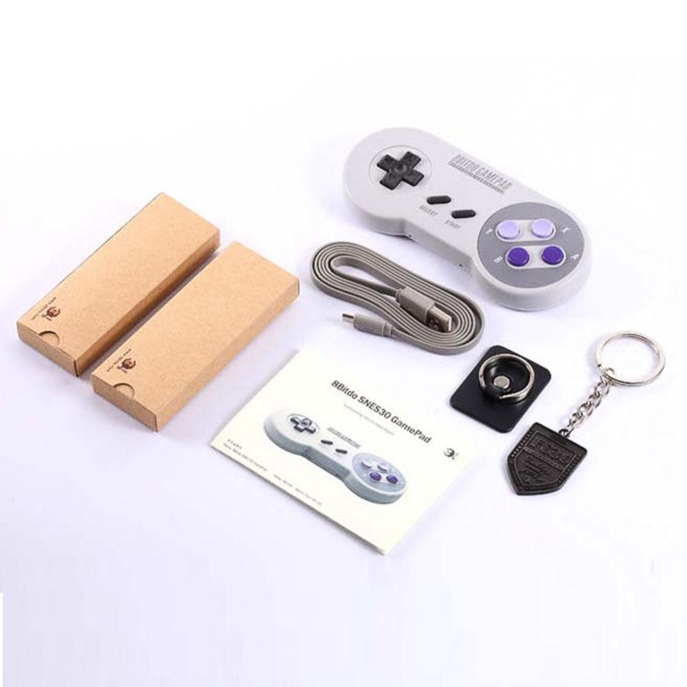 ==> [Free Shipping] Buy Best For SNES30 Wireless Bluetooth JoyPad Controller Game Remote Control Mini Joystick Gamepad For IOS For Android Windows For MacOS Online with LOWEST Price | 32719392085