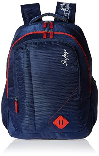 8  Skybags Viber 29.5 Ltrs Blue Casual Backpack (BPVIBFS1BLU ... 4eae226aca