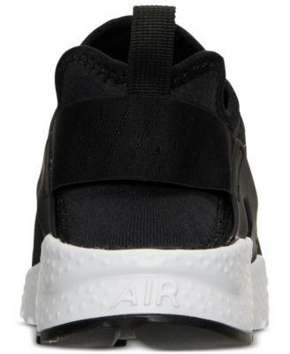 9ffcba71eaad Nike Women s Air Huarache Run Ultra Running Sneakers from Finish Line -  Black 7.5