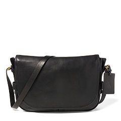 f29ad4d4ed ... cheap cross body leather messenger bag polo ralph lauren shop all  ralphlauren e9cc4 8fc72