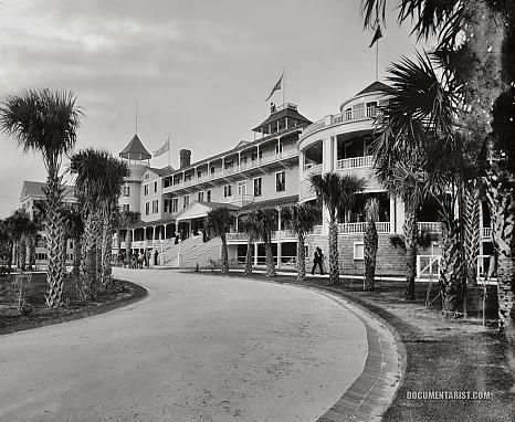 Ormond Hotel Beach 1900 Torn Down Now Saw It Years Ago Fascinating