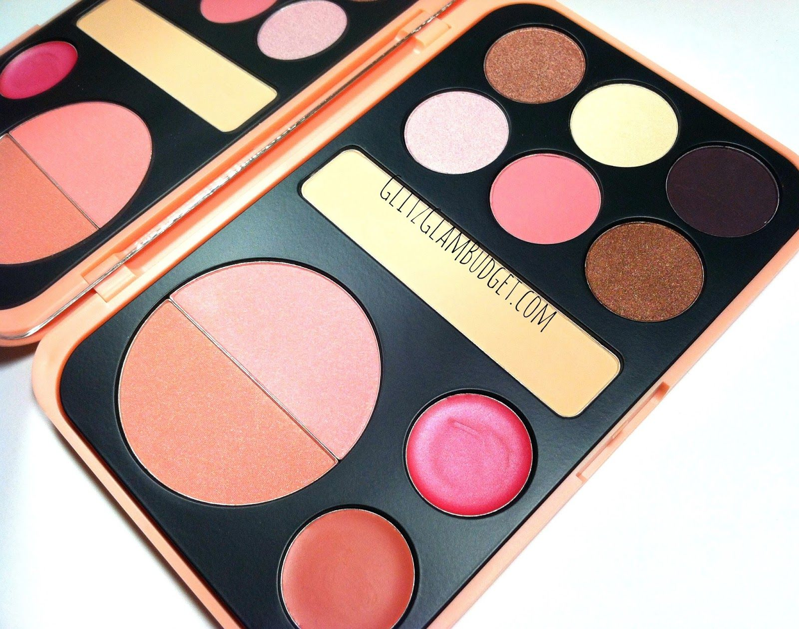 BH Cosmetics Forever Nude Makeup Palette Review with