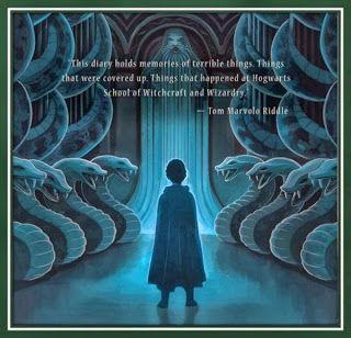 HP e la Camera dei Segreti