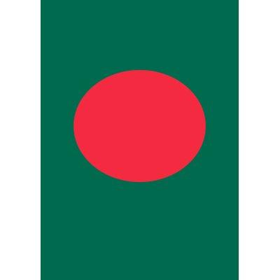 Toland Home Garden Flag Of Bangladesh 28 X 40 Inch House Flag In