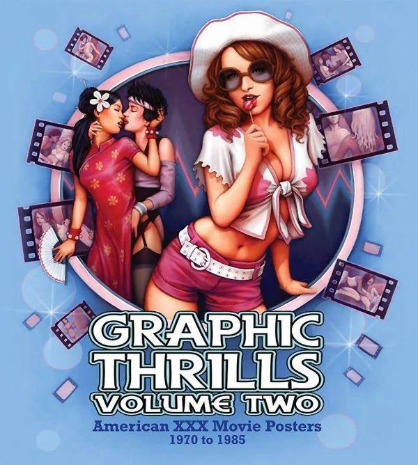 Graphic Thrills Volume 2 Ilustraciones Dibujos Drawing