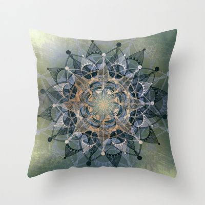 Buy Heart Chakra by Brenda erickson as a high quality Throw Pillow.