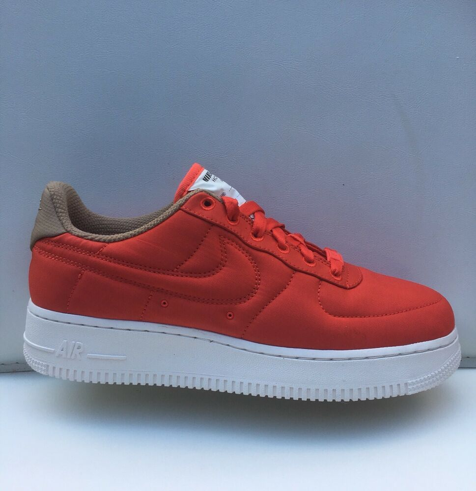 Air Force Lx 600 Red 898889 Habanero Size Womens 8 5 1 Nike '07 dxtshQrC