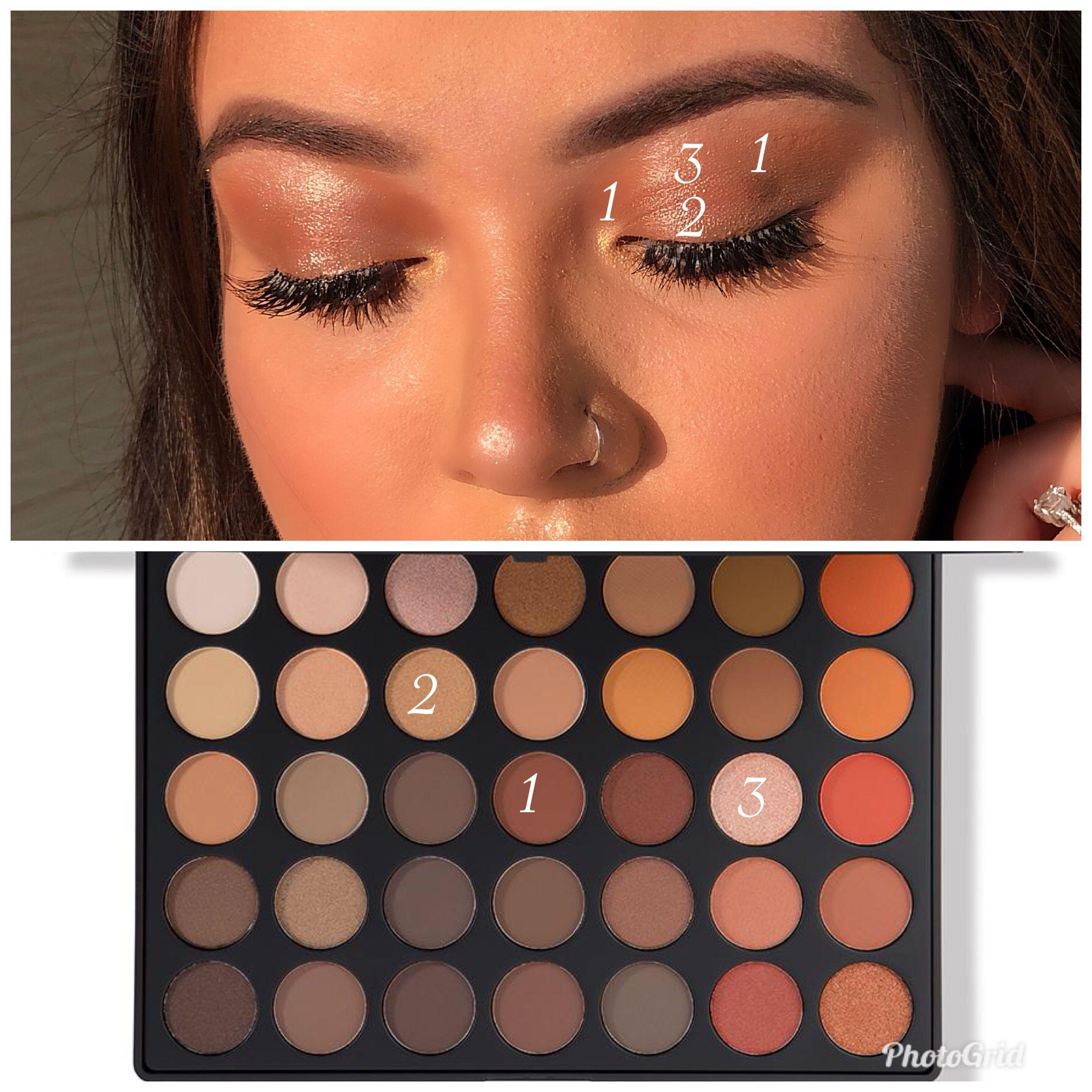 Verbazingwekkend Wet look. #weteyeshadow #glossy #eyeshadow #tutorial #diy #makeup DK-42