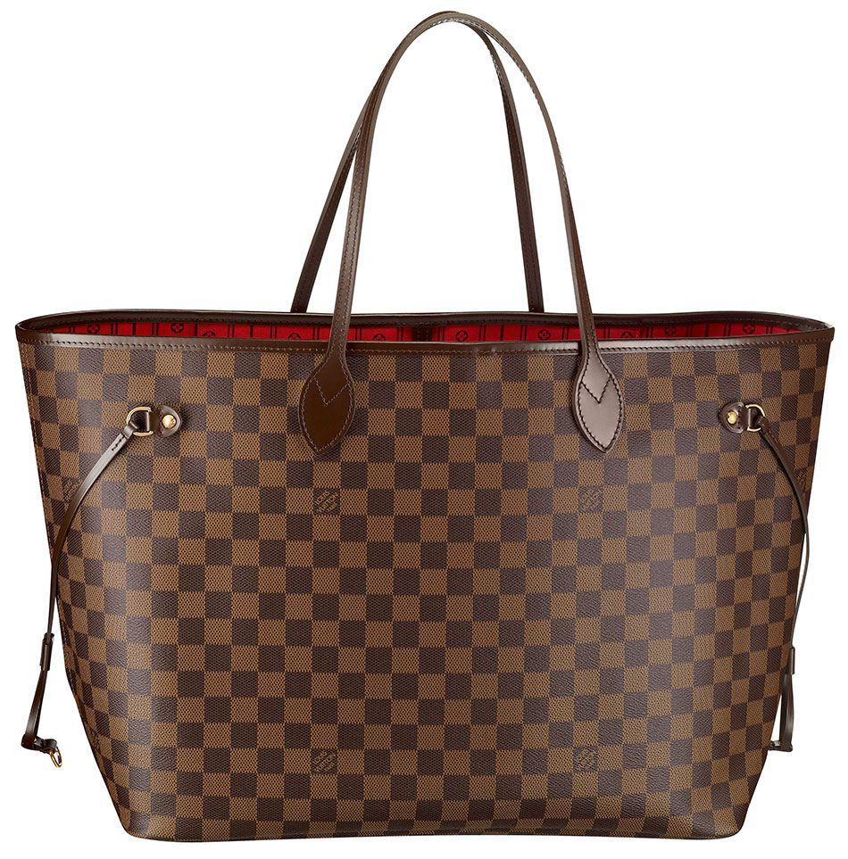 Louis Vuitton Never Full GM My all time favorite tote bag. I ve used it as  a diaper bag, work bag, every day bag. I had to go on wait list to get ... 01e2f702f5a