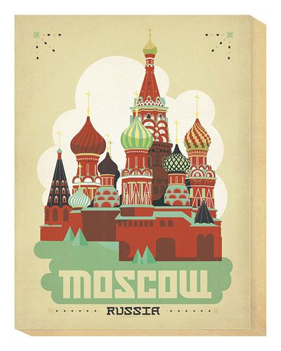 'Moscow, Russia' by Anderson Design Group