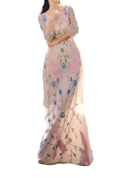 Koktajlowa Sukienka Haftowana Wybieg Italy S M L 6840250574 Oficjalne Archiwum Allegro Dresses Skirt Set Two Piece Skirt Set