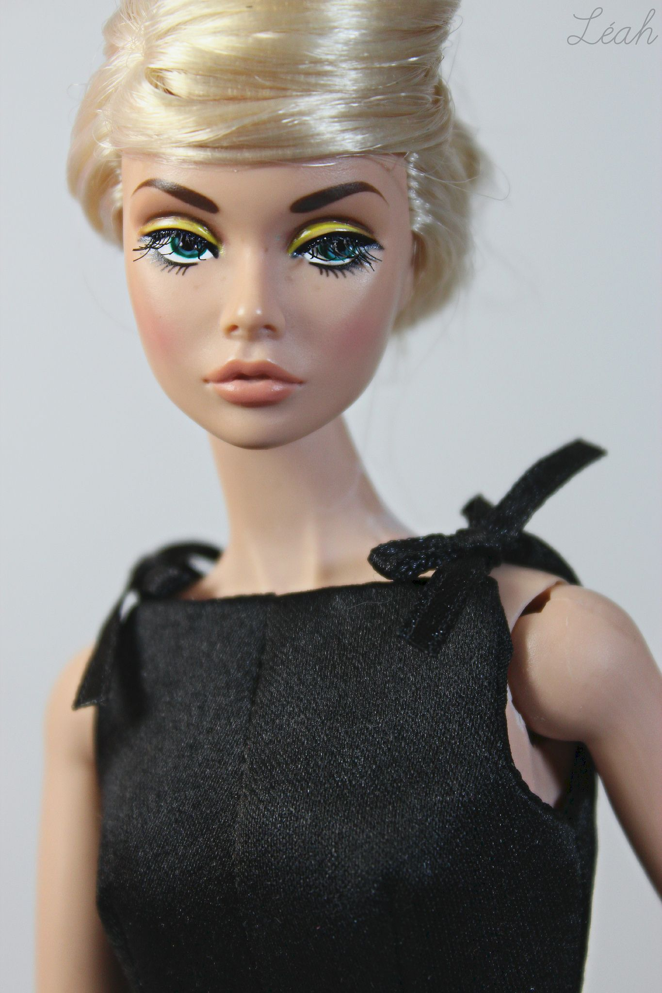 Blonde barbie pink dress  It Took Me So Long to Find Out  So Photos and To find out