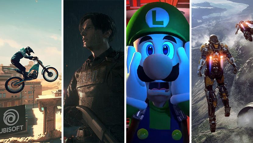 10 Best Video Games Of 2019 Games To Play Cool Gifs New Video