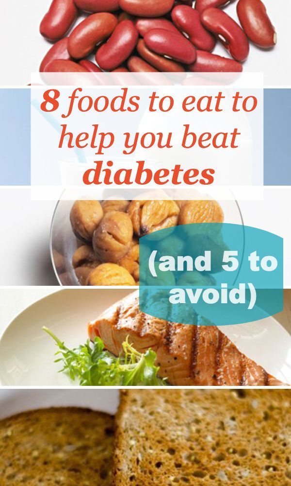 8 Foods That Can Help You Beat Diabetes And 5 Food You Should Avoid Diabetic Tips Foods To Eat Healthy