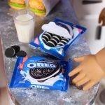 DIY American Girl Doll Oreo Cookies #americangirldollcrafts