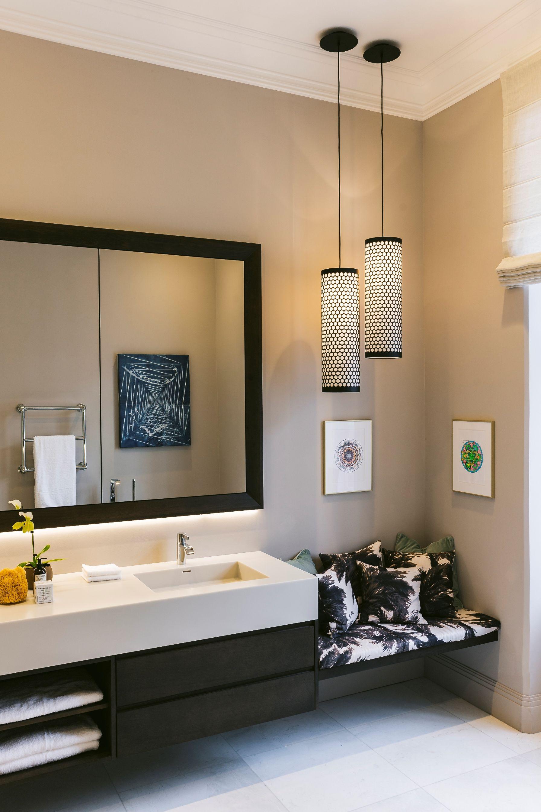 Badezimmer Stuckleisten Wohnidee Styroporstuck | Maßgefertigte ...