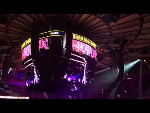 Youtube milly concert madison square garden madison - Marc anthony madison square garden ...