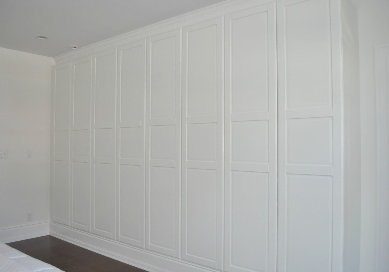 how to the paneled wall decorchick! - HD1600×1119