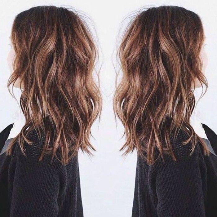 Cheveux long 2018