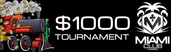 Miami slots tournaments one direction fanfiction strip poker