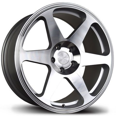 New Avid1 Av38 Wheels 17x9 5x114 3 30 Offset Machined Set Of 4 Rims Wheel Rims Ford Mustang Accessories Wheel